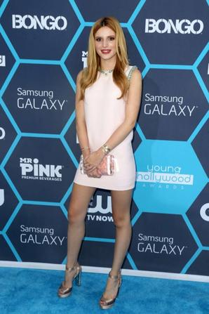 28.07 - Bella Thorne @ Young Hollywood Awards