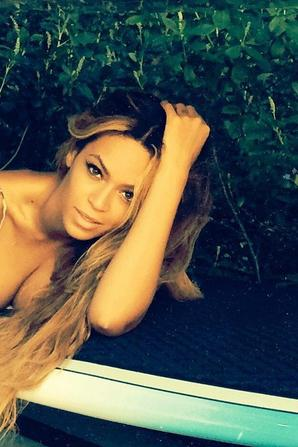 Dernières photos Instagram de Beyoncé