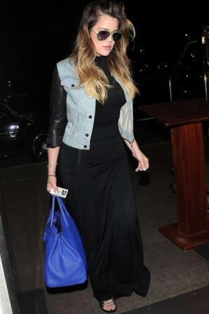 28.07 - Khloe Kardashian à LAX Airport