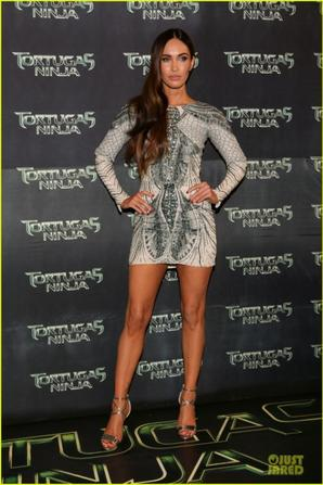 29.07 - Megan Fox @ Teenage Mutant Ninja Turtles Premiere