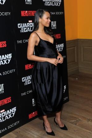 "29.07 - Zoe Saldana @ ""Guardians of the Galaxy"" Screening"