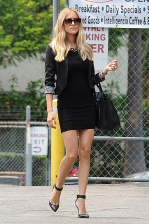 29.07 - Kristin Cavalleri dans Los Angeles