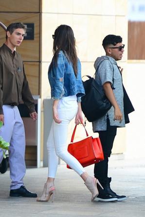 02.08 - Kendall Jenner @ Ibiza