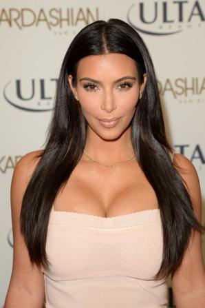 06.08 - Kim Kardashian @ 'Kardashian Sun Kissed' Event