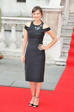 09.08 - Marion Cotillard @ 'Two Days, One Night' UK Premiere