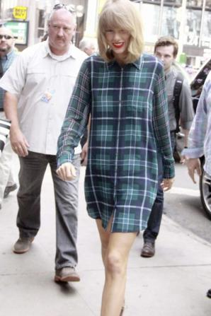 18.08 - Taylor Swift dans New-York