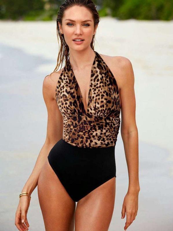 Candice Swenapoel @ Victoria's Secret 2014