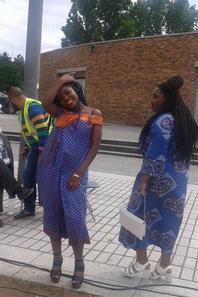 Défilé Africain
