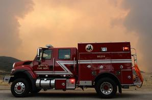 Incendie en Californie : le feu a triplé de taille