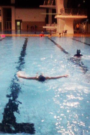 Swimming is my LIFE <3