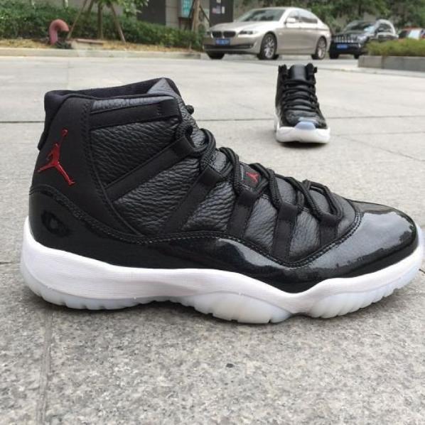 """Air Jordan 11 Retro """"72-10″"""