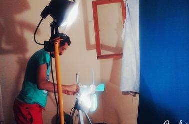 Mira Boufous Official au studio