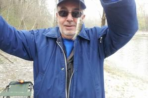 Sortie du 22/03 entre Amies a l'étang Guinet ( Feyzin )