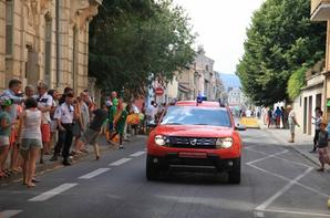 tour de France 2015 Sapeurs-Pompiers