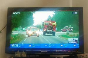 Courage aux Sapeurs-Pompiers en Gironde