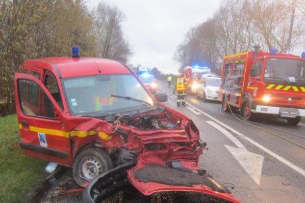 Aisne : trois blessés, dont deux graves, dans un accident de la route à Tergnier ! (l'union)