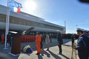 La nouvelle base de Sécurité civile inaugurée !