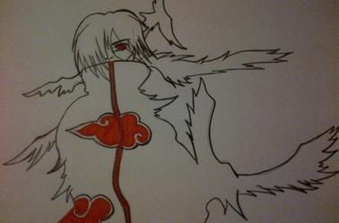 Itachi (Naruto) by #Neko