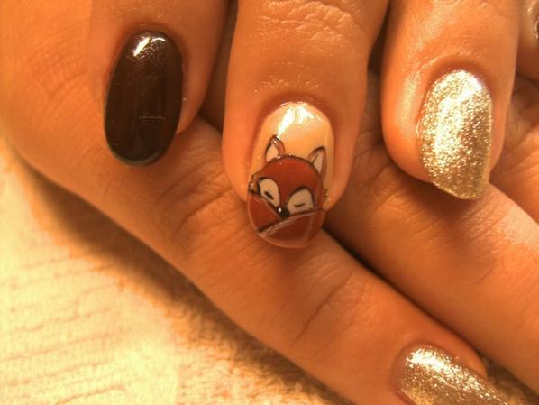Petit renard!!