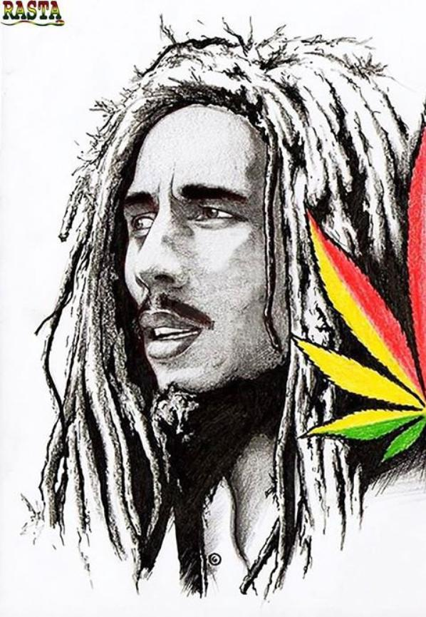 rastafari from heart
