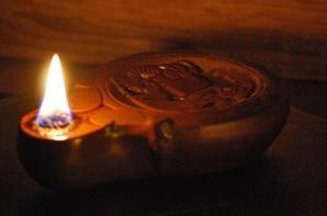 Lampe Royale en action