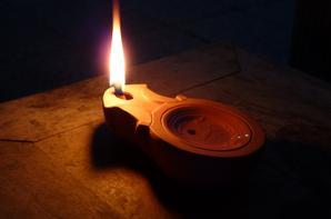 Lampe DRAGON en marche