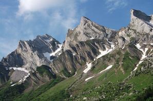 Rando dans les Alpes