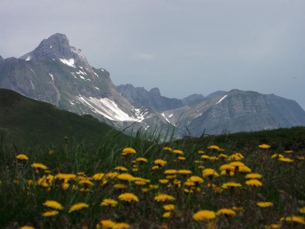 Rando dans les Alpes 3