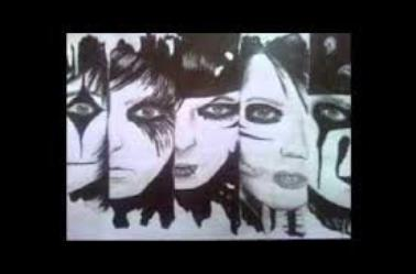 Fan art black veil brides