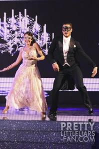 Janel Parrish dans 'Dancing With The Stars' (Semaine 2)