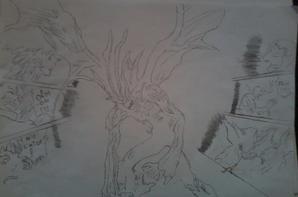 dessin en 5 étapes