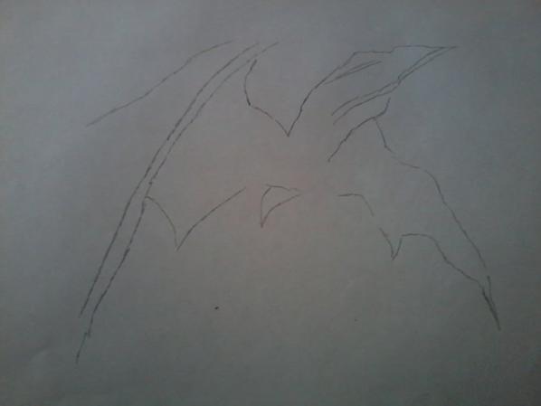 dessin avec fond ariere en 5 etapes