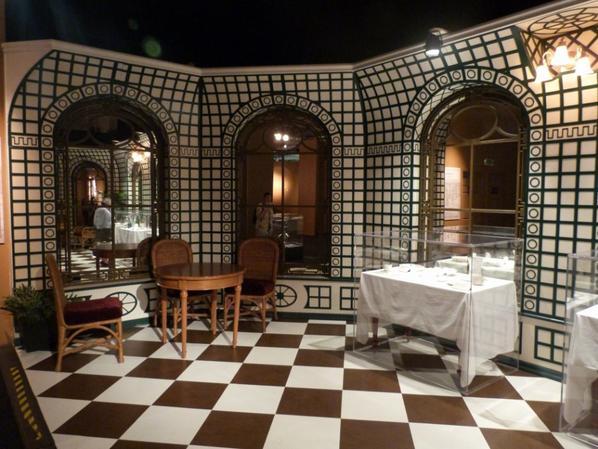 Le Café Véranda et le Café Parisien