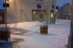 Neige le 12 mars 2013 ! (suite)