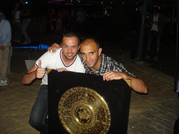 Titre de Champion de France 2011