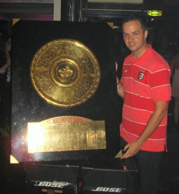 Titre de Champion de France 2012