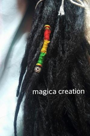 Dreads Synthetique Magica Création