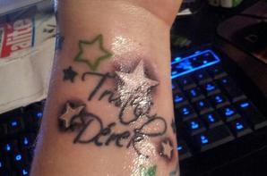 Mes tatouage <3