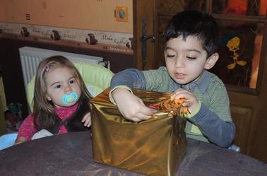 ♠ Les 3 ans de Seyan....chez nounou ♠