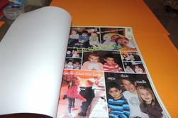 Cahier souvenirs de Camille de l'année 2012 - 2013