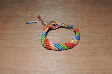 Bracelets Brésiliens créé par Moi !!!