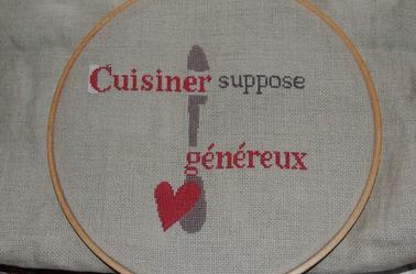 """Encours LLP """" Citation de Paul Gauguin """""""