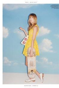 10.04.13 Pages de l'interview du magazine Wonderland