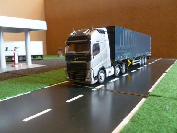 volvo FH4 globetrotter
