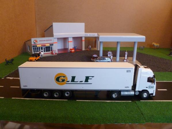 volvo FH transports GLF