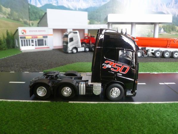tracteur volvo FH4 FH16 750 ch 6x2