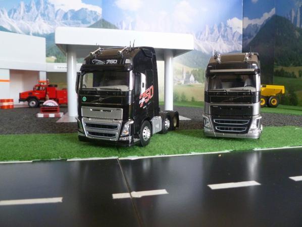 tracteurs volvo 6x2   750  500  ch