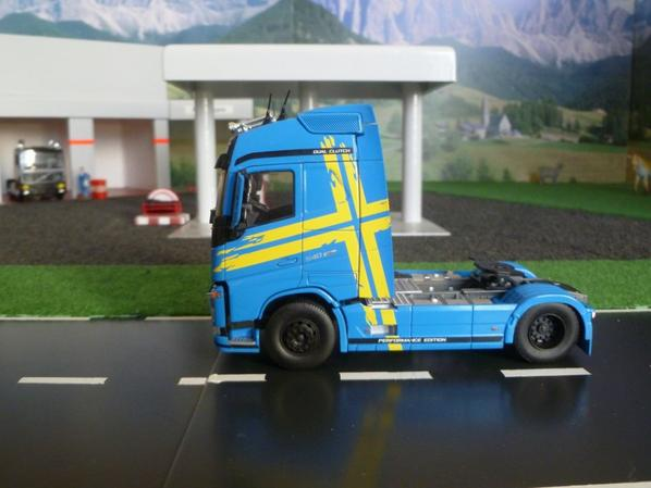volvo FH  performance édition.