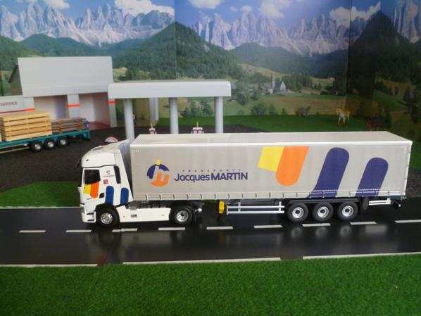renault T 520 high transports jacques martin