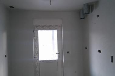 plafonnage sur nouveau & vieux murs